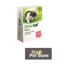 DRONTAL PUPPY - ANTIPARASITARIO EN SUSPENSION ORAL PARA CACHORROS