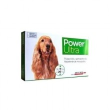 POWER ULTRA- PULGUICIDA Y GARRAPATICIDA PERROS DE 11 A 20 KG