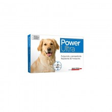 POWER ULTRA - PIPETA PARA PERROS DE 21 A 40 KG