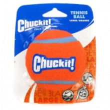 CHUCKIT TENNIS BALL LARGE - 1 UNIDAD