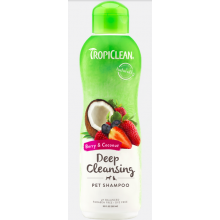 SHAMPOO DEEP CLEANSING 592 ML TROPICLEAN