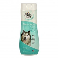 PERFECT COAT SHED CONTROL SHAMPOO 473 ML