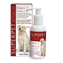 SUPERPET SENIOR - OMEGA 3-6