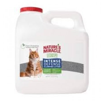 ARENA NATURES MIRACLE INTENSE DEFENSE CLUMPING LITTER 9.07 KG