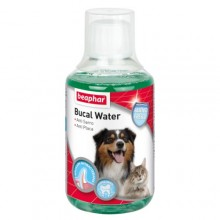 BEAPHAR BUCAL WATER (250 ML) PARA PERROS Y GATOS.