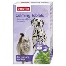 CALMING TABLETS PERROS Y GATOS