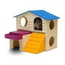 CASA LARGE PARA HAMSTER LIVING WORLD