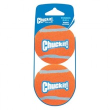 CHUCKIT TENNIS BALL MEDIUM (2 UNIDADES)