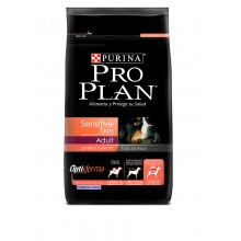 PRO PLAN SENSITIVE SKIN ADULTO CORDERO ARROZ 15 KG