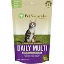 DAILY MULTI CAT PET NATURALS - 30 BOCADOS