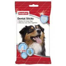DENTAL STICKS MEDIUM & LARGE DOGS BEAPHAR