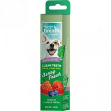 FRESH BREATH CLEAN TEETH GEL BERRY FRESH (59ML)