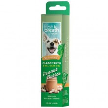 FRESH BREATH CLEAN TEETH GEL PEANUT BUTTER (59ML)