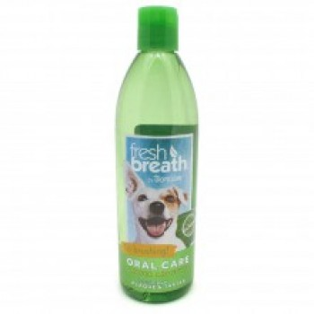 FRESH BREATH ORAL CARE WATER ADDITIVE DOG 236 ML