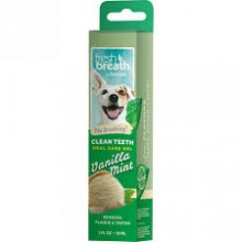 FRESH BREATH CLEAN TEETH GEL VANILLA MINT (59ML)