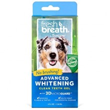 FRESH BREATH ADVANCED WHITENING 118 ML TROPICLEAN