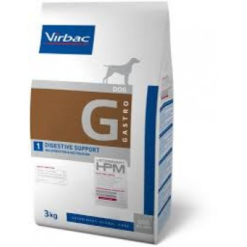 VETERINARY HPM VIRBAC DOG GASTRO DIGESTIVE SUPPORT 12 KG