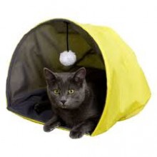 CARPA PARA GATOS HONEY CAVE KERBL
