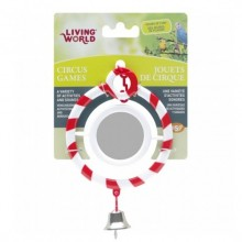 JUGUETE PARA AVES LIVING WORLD CIRCUS GAMES