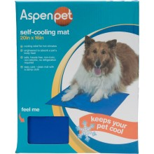 COOLING MAT ASPEN PET