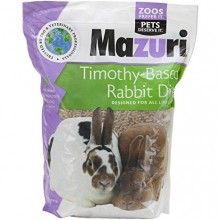 MAZURI TIMOTHY-BASED RABBIT DIET 1 KG