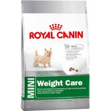 ROYAL CANIN MINI WEIGHT CARE 3 KG (MINI LIGHT)