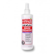 HOUSE BREAKING SPRAY 236 ML NATURES MIRACLE