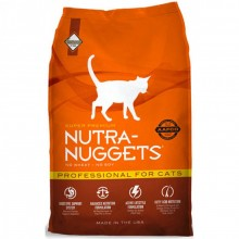 NUTRA NUGGETS PROFESSIONAL CATS 7.5KG