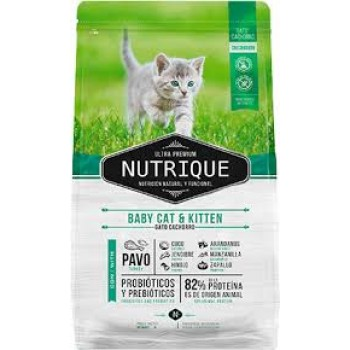 NUTRIQUE BABY CAT & KITTEN 2KG