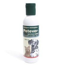 PETEVER FORTE SHAMPOO ANTISEPTICO 150 ML