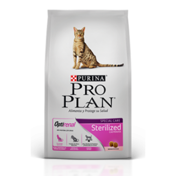 PRO PLAN STERILIZED CAT 3 KG