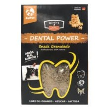 DENTAL POWER SNACK GRANULADO PARA PERROS  QCHEFS