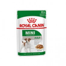 ROYAL CANIN CANINO POUCH MINI ADULT 85 GRS