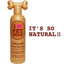 OATMEAL NATURAL PET HEAD - SHAMPOO AVENA
