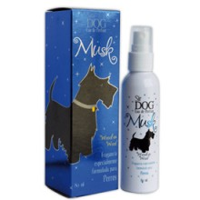 PERFUME PARA PERROS SIR DOG MUSK 80 ML