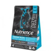 NUTRIENCE DOG SUBZERO CANADIAN PACIFIC 10 KG