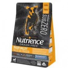 NUTRIENCE SUBZERO DOG FRASER VALLEY 10 KG