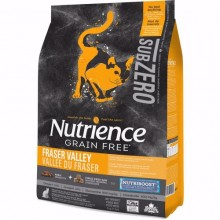 NUTRIENCE SUBZERO CAT FRASER VALLEY 2.27 KG