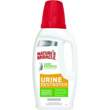 URINE DESTROYER PARA GATOS NATURES MIRACLES (946 ML)