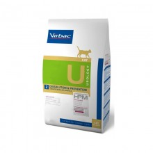 VETERINARY HPM VIRBAC CAT UROLOGY 2 (DISSOLUTION & PREVENTION) 3 KG