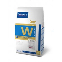 VETERINARY HPM VIRBAC CAT WEIGHT 2 LOSS & CONTROL 1.5KG