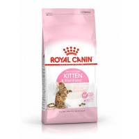 ROYAL CANIN KITTEN STERILISED 4 KG