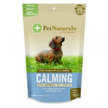 CALMING DOG PET NATURALS 30 UNIDADES