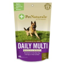 DAILY MULTI PET NATURALS 30 MASTICABLES