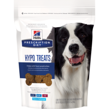 HILLS CANINE HYPOALLERGENIC TREATS 340 GRS