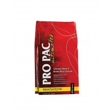 PRO PAC ULTIMATES CHICKEN & BROWN RICE FORMULA 2.5 KG