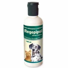 REGEPIPEL PLUS 150 ML - SHAMPOO ANTISEPTICO Y ANTIMICOTICO