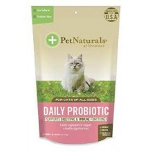 DAILY PROBIOTIC CATS PET NATURALS 30 BOCADITOS