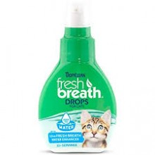 FRESH BREATH DROPS FOR CATS 65ml