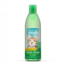 FRESH BREAT ORAL CARE WATER ADDITIVE CATS 473ml